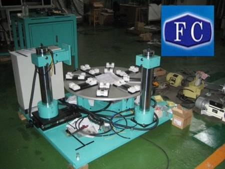 Custom Made Rotary Drilling & Tapping machine