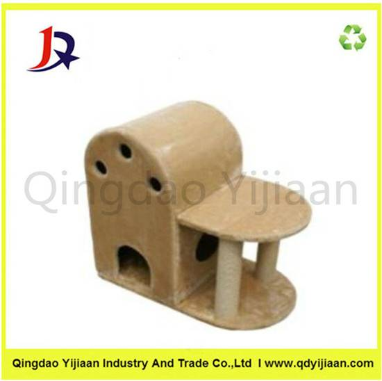 Pet indoor cat house factory price