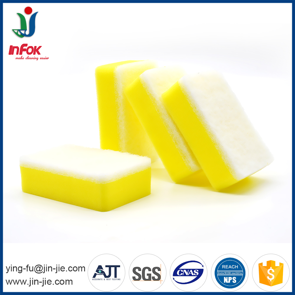 Household Cleaning Non-Scratch Sponge Scrubber