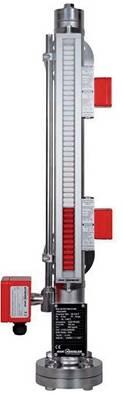 kuebler magnetic level indicator BNA