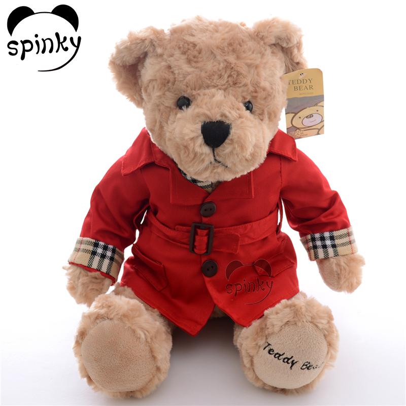 Custom plush teddy bear toy
