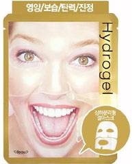 Gold Energy Hydrogel Facial Mask