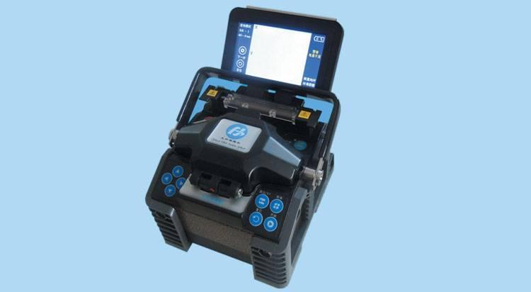 FTTH Digital Fiber Optic Fusion Splicer Machine ALK-88A Fusion splicing machine
