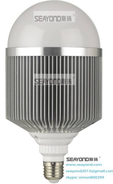40W LED industrial lighting for workshop ESL replacer