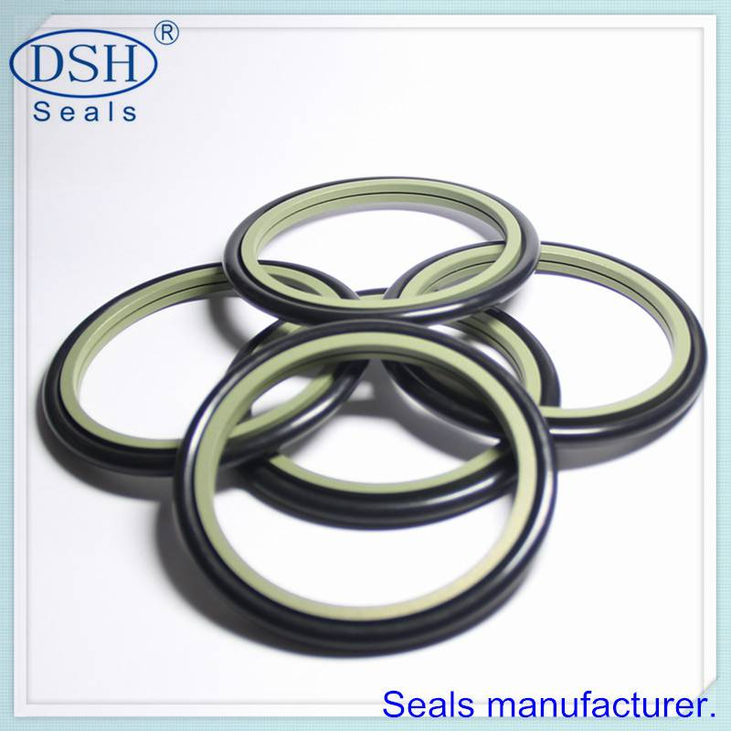PTEF Rotary Shaft Seals/Piston Seals - DRS
