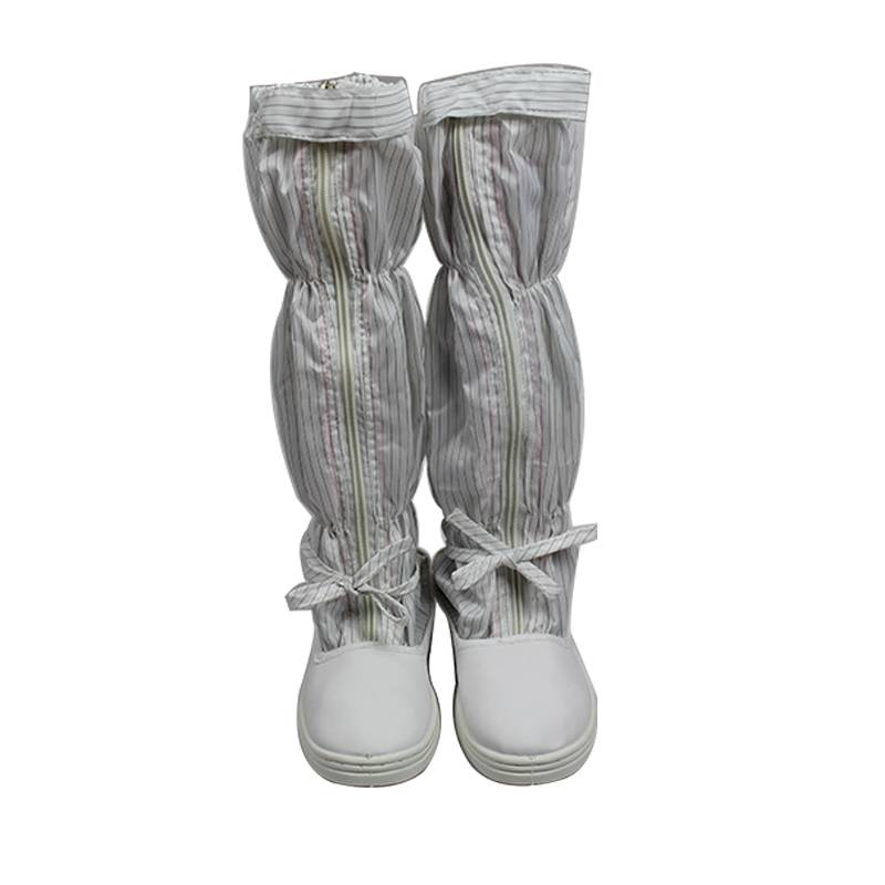 Unique Design PVC Anti Static Overshoes  Easy To Wash