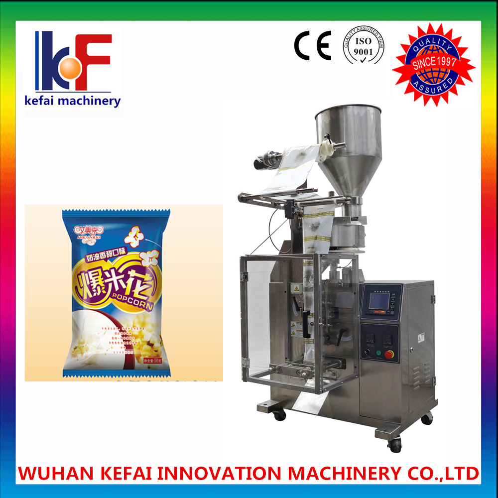 vertical sachet granule packing machine for Nuts Peanuts Beans