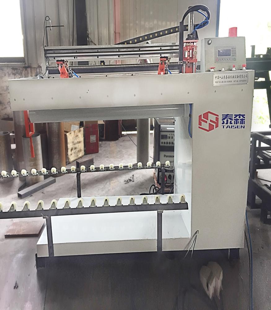 Straight Seam / Weft Butt Seam Welder / Welding Machine Wholesale