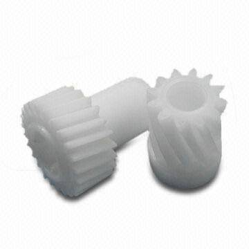 Plastic injection mould for gear