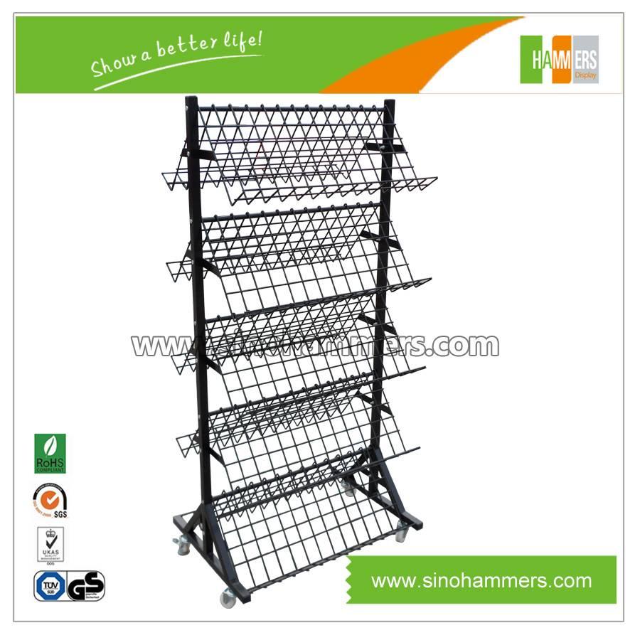shop display shelf ,rack (shop shelf)
