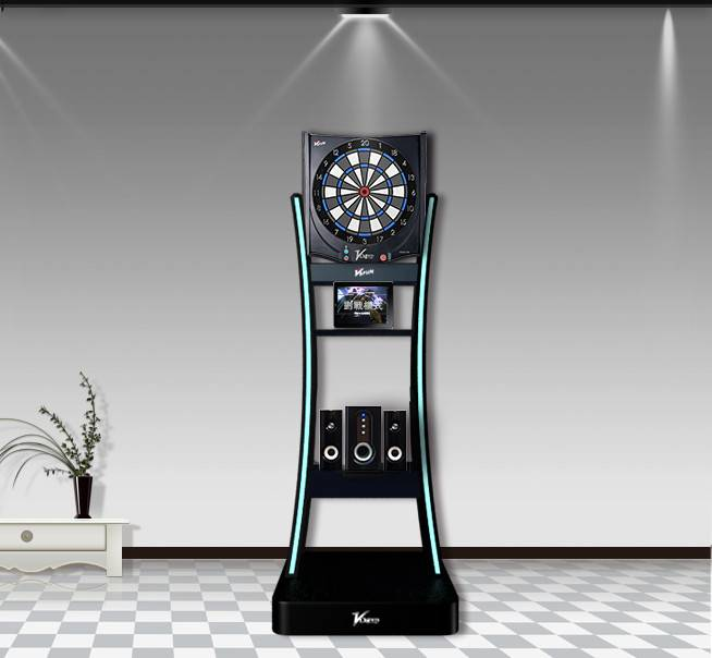 NEW electronic dartboard with online function