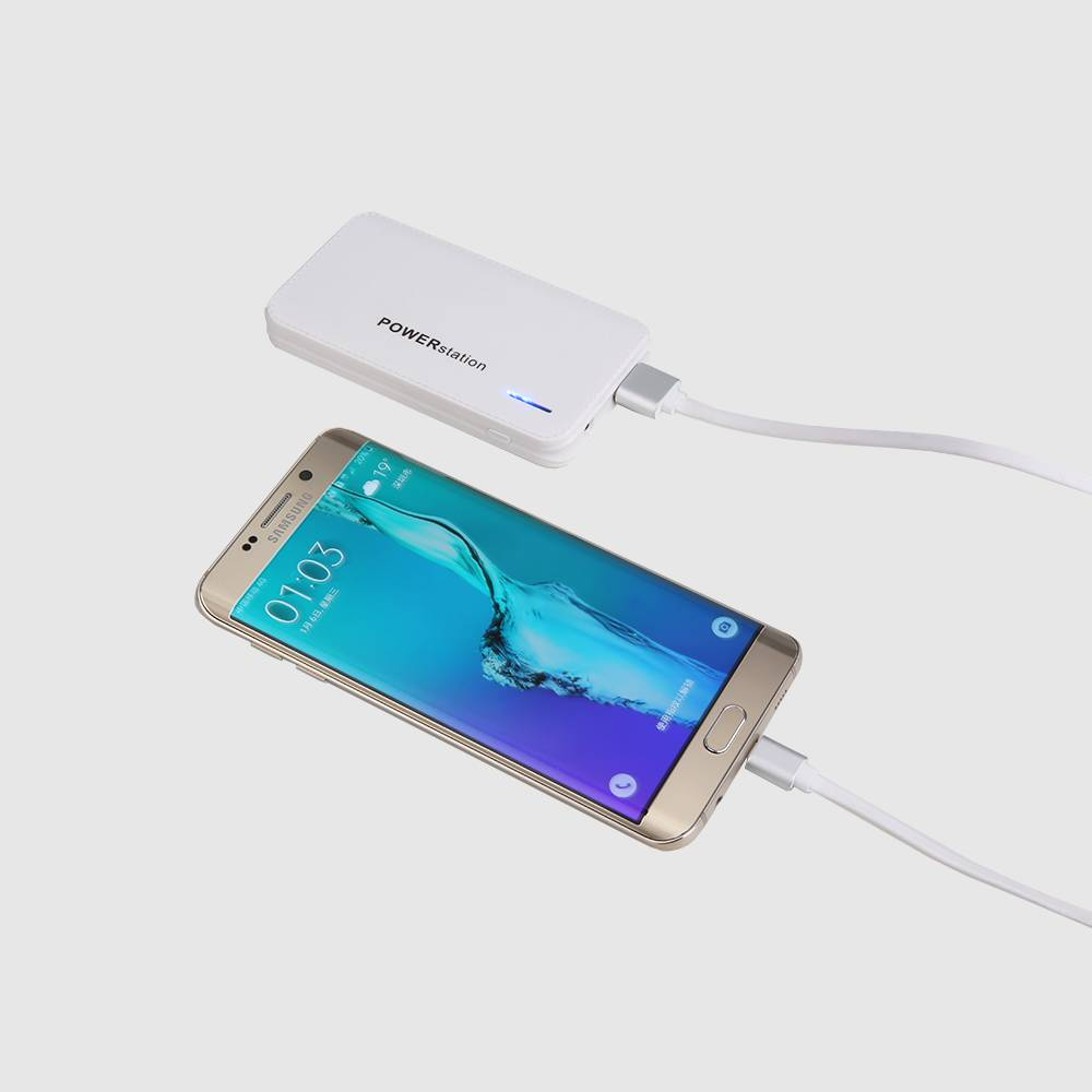 Li ion Portable Universal USB Mobile Phone Battery Charger from china manufacturer