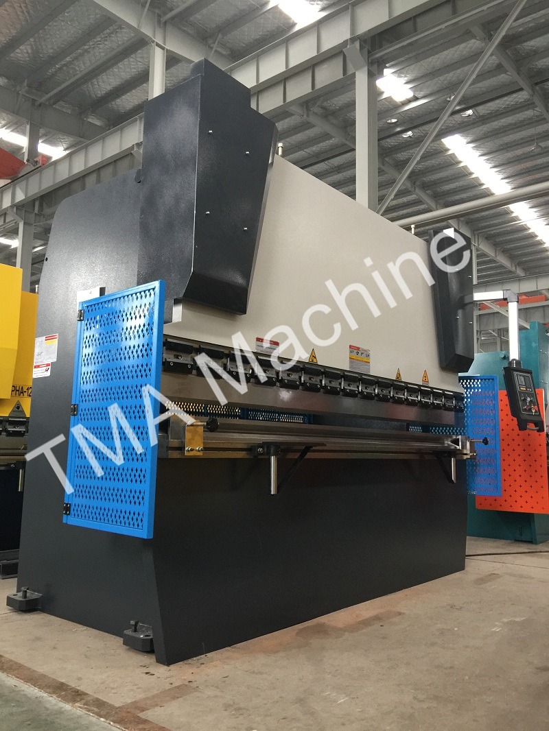 TMA-Professional Hydraulic NC Control Press Brake CE Bending Machine