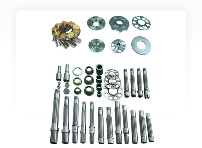 Parts for hydraulic main pumps