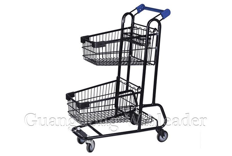 YLD-MT070-1F American Shopping Cart,shopping trolley,Shopping Trolley Manufacturer