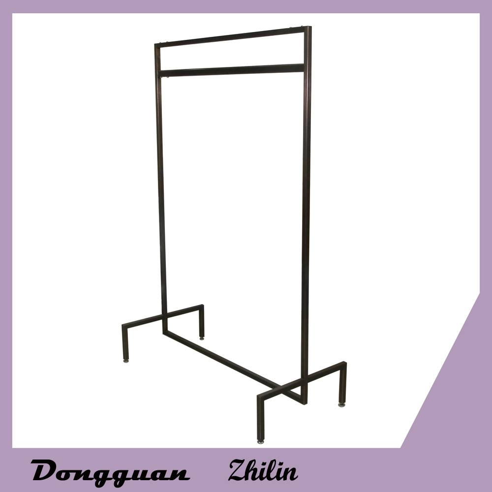 Upscale big  metal clothing display rack for wholesale