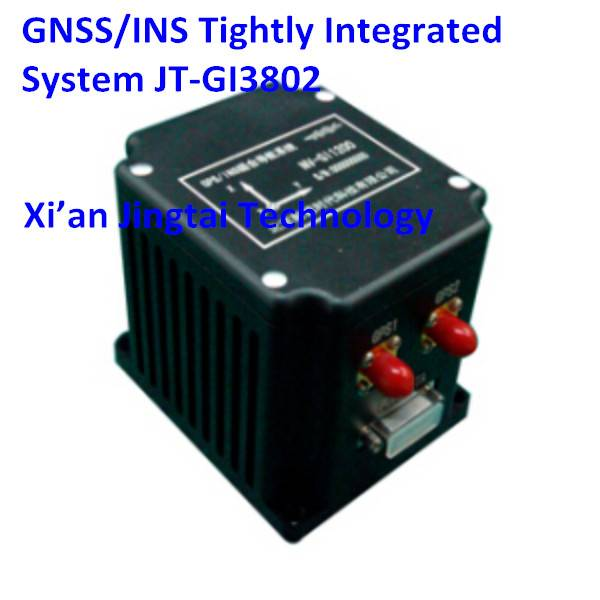 Dual-Antenna GNSS/INS Tightly Integrated System JT-GI3802