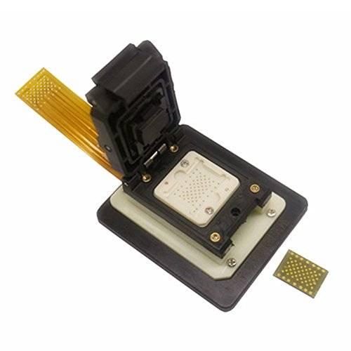LGA52 LGA60 iPhone 4/4S/5/5C big small HDD Test socket HDD SN changing Tool