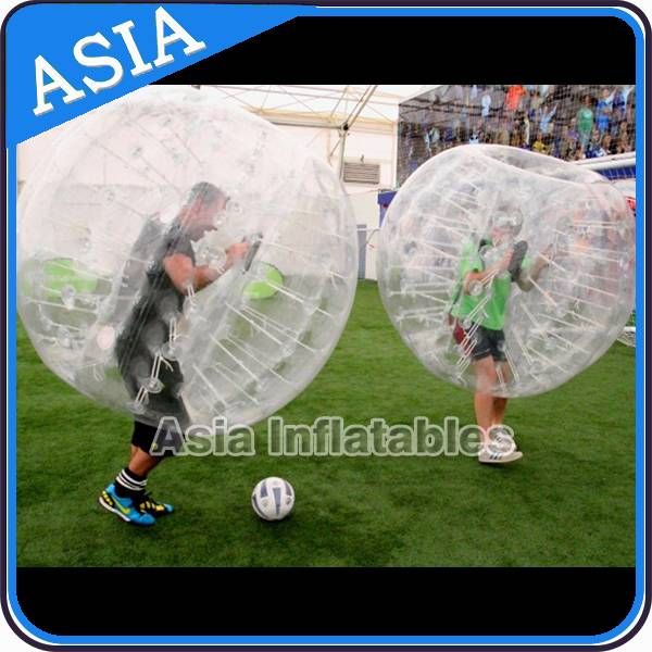 Multi-Colors Body Zorb Ball 2015 outdoor decoration human inflatable bumper bubble ball bumper ball