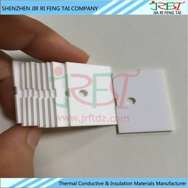 High Hardness High Thermal Conductive Alumina Ceramic Substrate