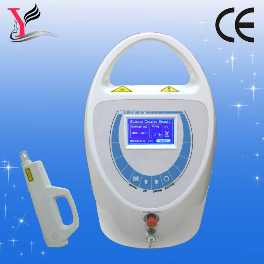 Hot sale! tattoo removal q switch nd yag laser BD-LS