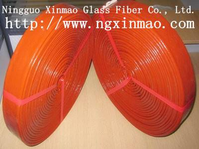 High temperature place special fire insulation flame retardant insulation glass casing