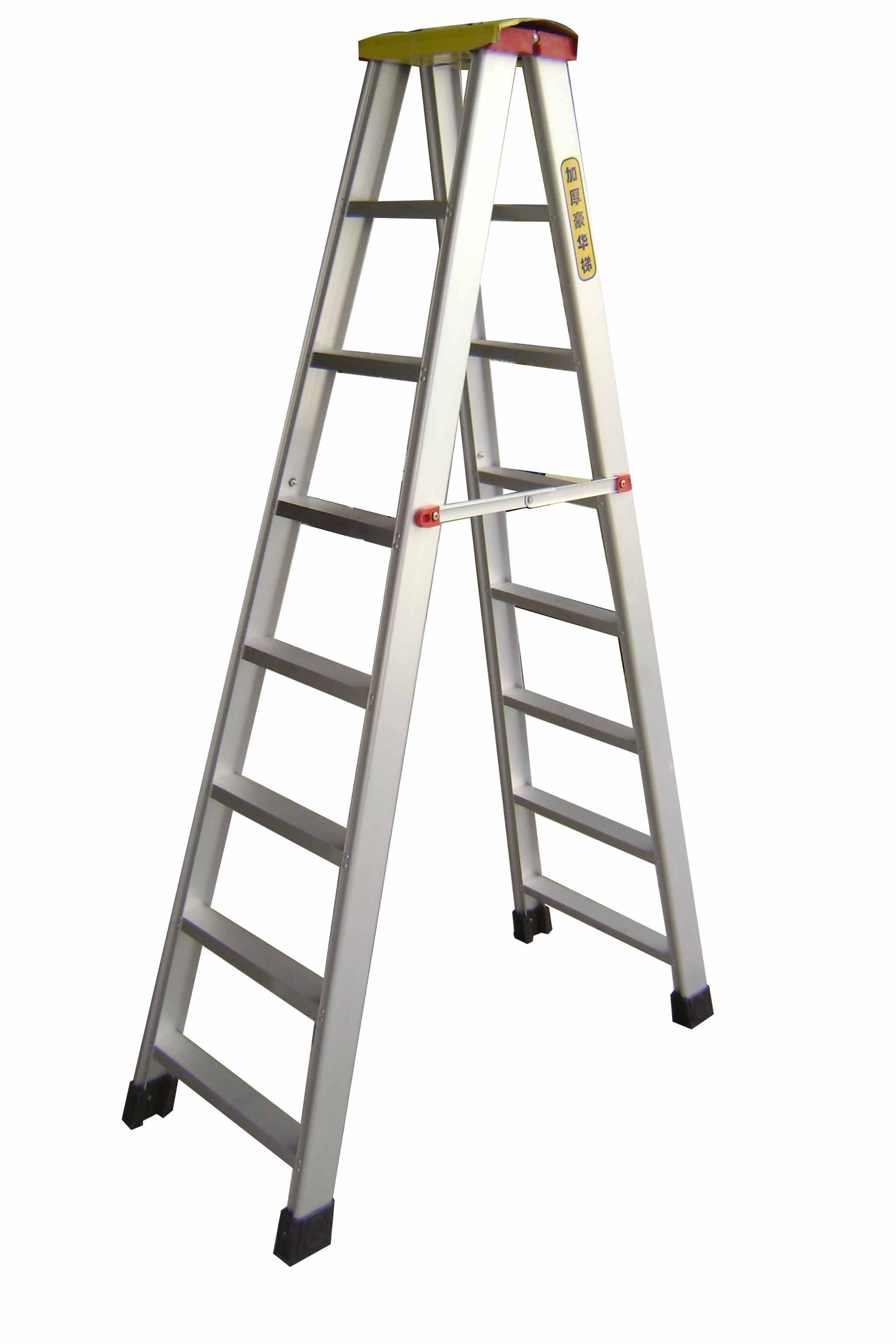 Aluminum Ladder with Foldable for Scaffold