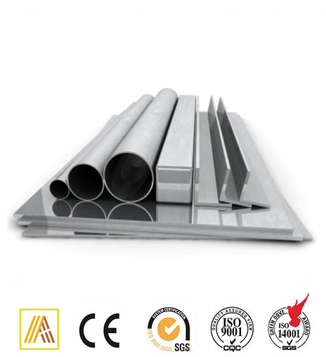 Marine grade aluminum alloy pipe 6061 t6 aluminium square tube hollow with CCS certification
