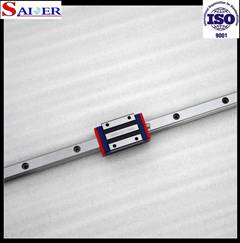 smoothly-moving long life high capacity aluminium linear rail from China