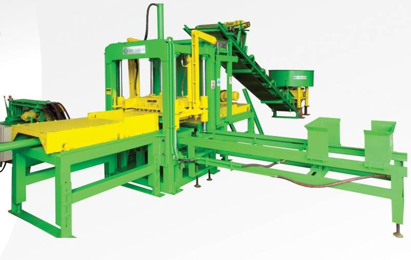 uniblock 3-30 Brick/Block/Paver making machine