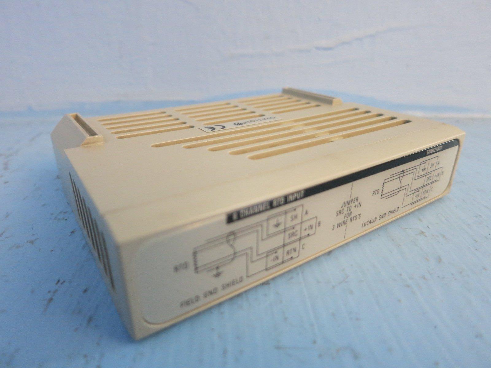 5X00119G01 Ovation RTD Input 8 Channel Module