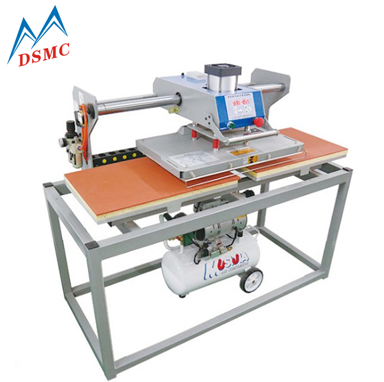 Best Sale Pneumatic Moveable Heat Press Machine