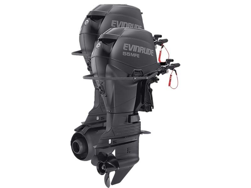Evinrude 55hp Outboard Engine for Sale