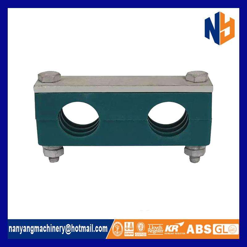 DIN hydraulic plastic stauff pipe clamp
