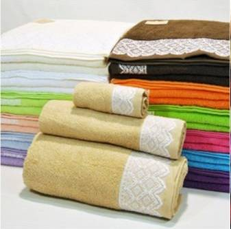 Bath Set - 3 Towels