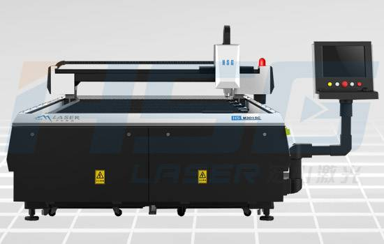 Best 500W metal steel laser cutting machine in China HS-M3015C