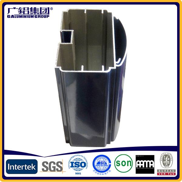 Aluminum extruded sections, Aluminum windows profiles, Metal profiles, Custom sections,Alu profil
