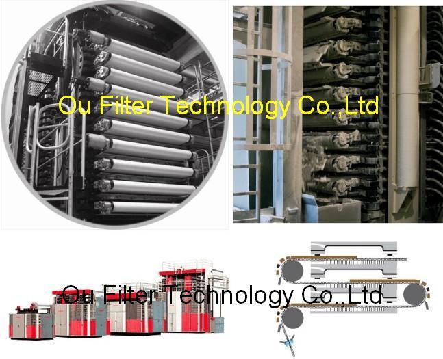 Larox filter spare parts