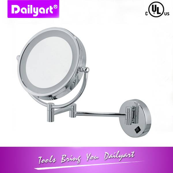 UL Listed Bathroom Wall Mounted LED Mirror