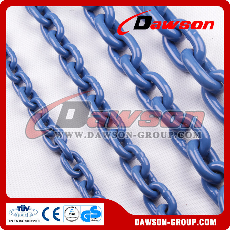 G100 Alloy Steel Lifting Chains