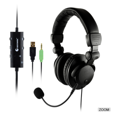 New Ear Force Recon Stereo Gaming Headset Compatible For Xbox 360 Xbox One PS3 PS4 PC 3.5mm headset