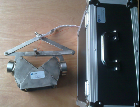 QT-DN01 Stainless steel sediment sampler