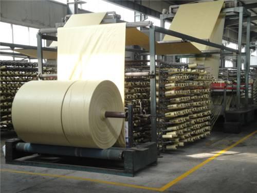 PP woven Fabric for Flexitanks