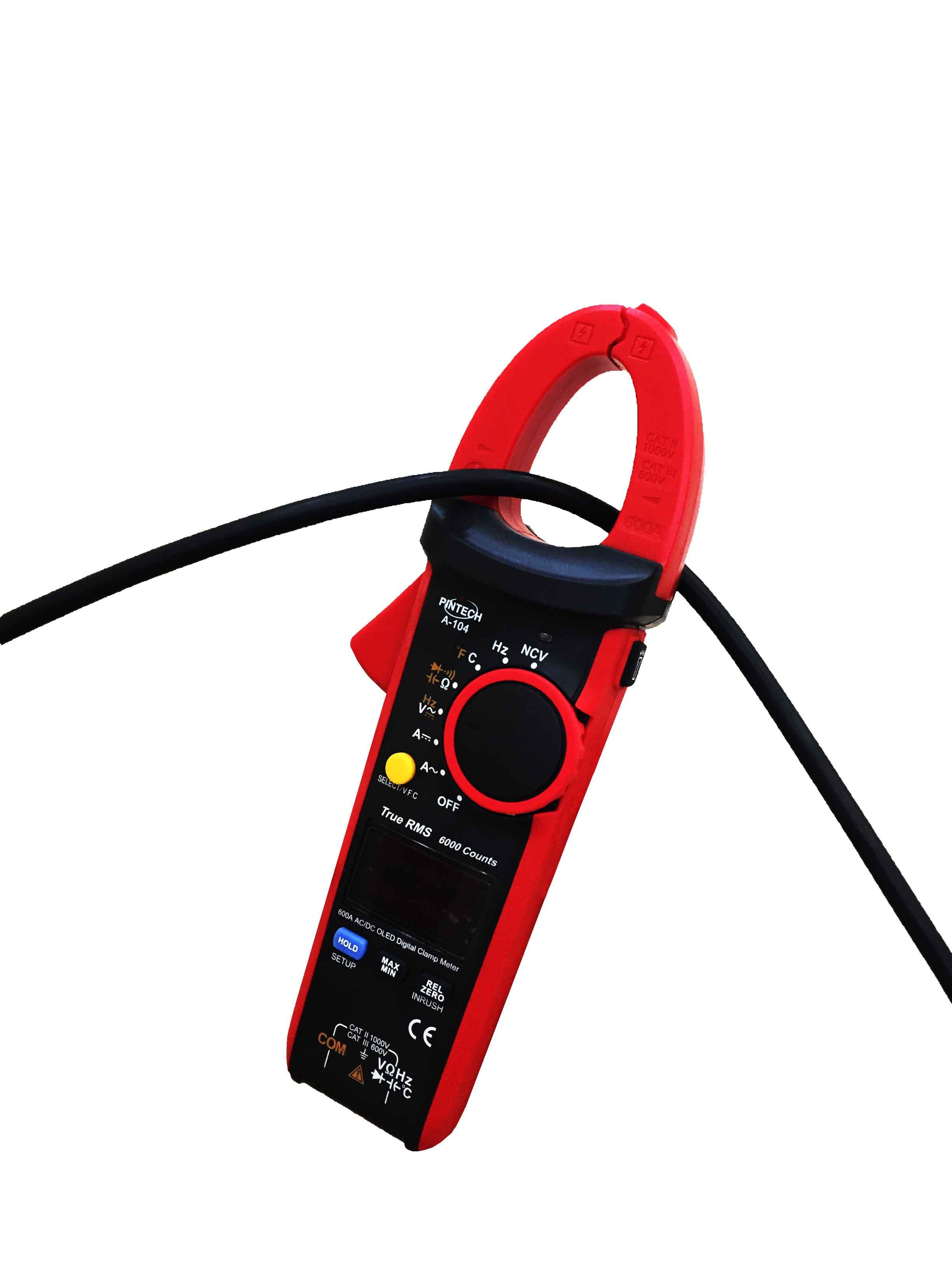 A103 400A Digital Clamp Meters