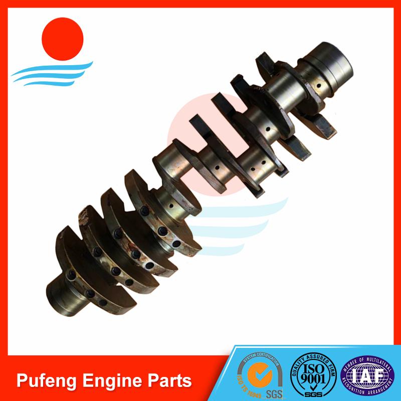 Isuzu 10PD1 10PE1 crankshaft 500314779 99436106 for truck