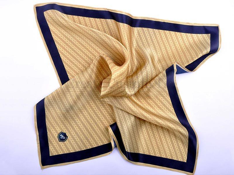 Custom Lady's Scarves custom printed scarvesCustom silk chiffon print scarves