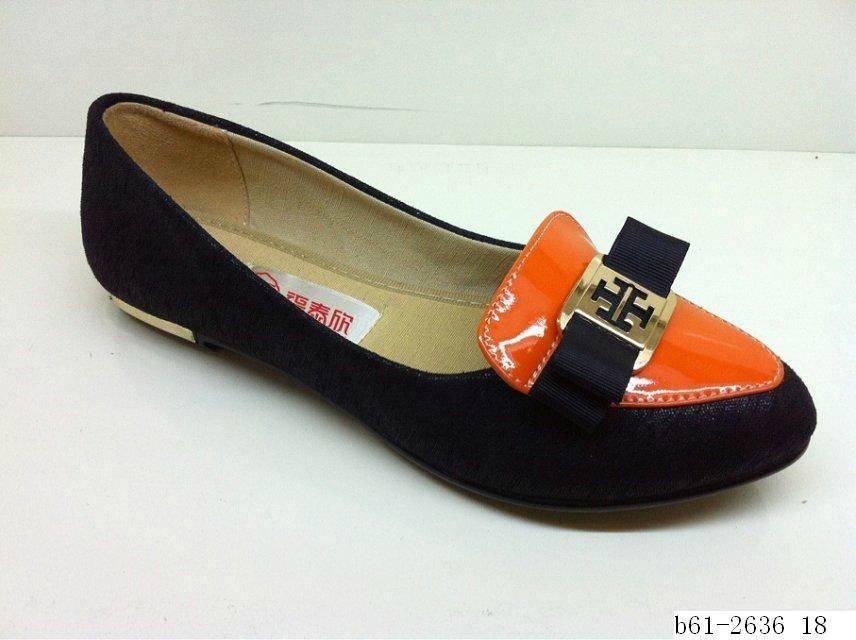 Women Flat Shoes (B61-2636)
