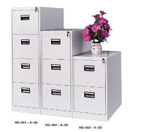 4 drawers filing cabinet, vertical file