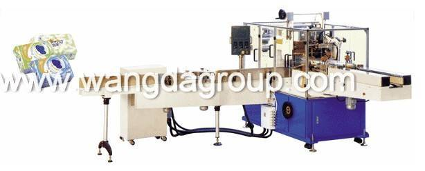 Napkin Paper Packing Machine (WD-FT-SPM1)