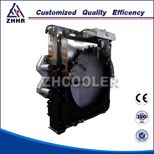 Quality Customized Oil Cooler Heat Exchanger
